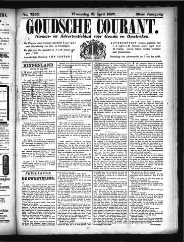 Goudsche Courant 1897-04-21