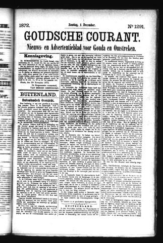 Goudsche Courant 1872-12-01