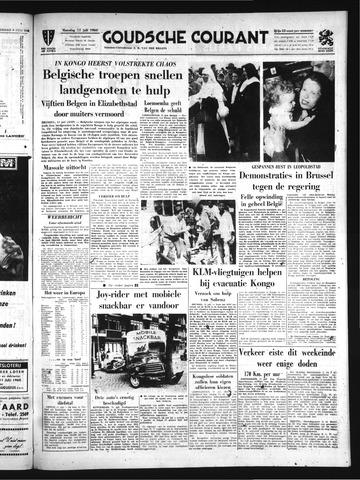 Goudsche Courant 1960-07-11