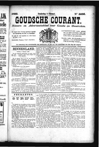 Goudsche Courant 1893-02-09