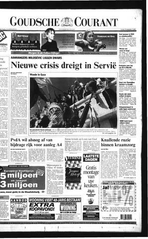 Goudsche Courant 2000-10-12