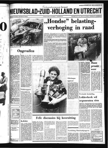 Schoonhovensche Courant 1978-11-06