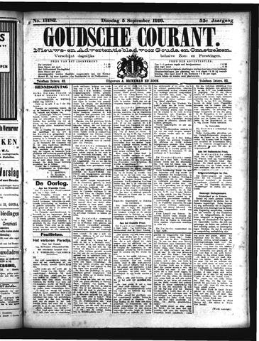 Goudsche Courant 1916-09-05