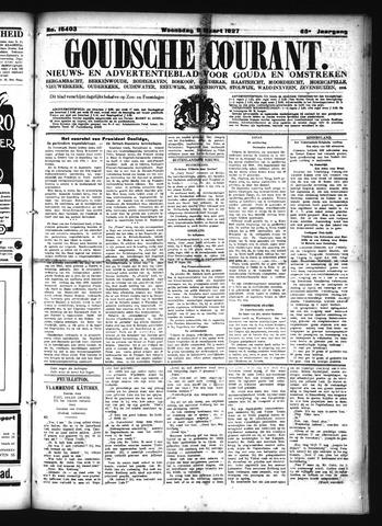 Goudsche Courant 1927-03-09