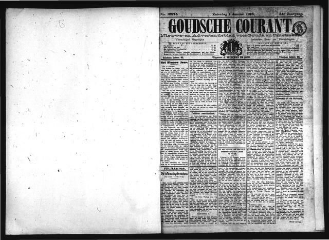 Goudsche Courant 1916