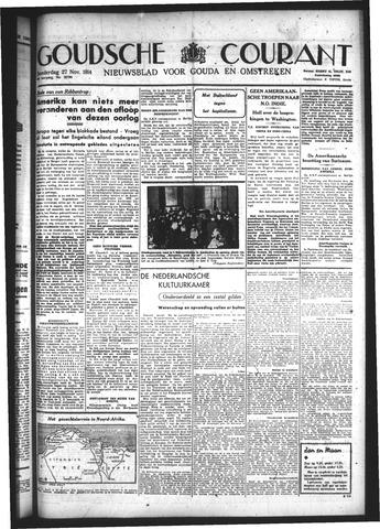 Goudsche Courant 1941-11-27