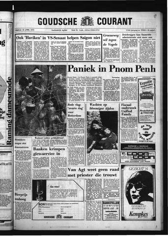 Goudsche Courant 1975-04-18