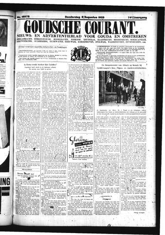 Goudsche Courant 1935-08-08