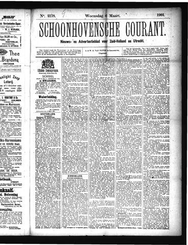 Schoonhovensche Courant 1901-03-06