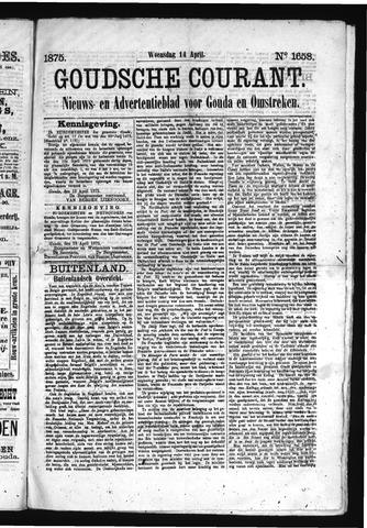 Goudsche Courant 1875-04-14