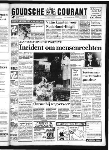 Goudsche Courant 1985-11-18