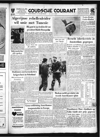 Goudsche Courant 1960-11-02