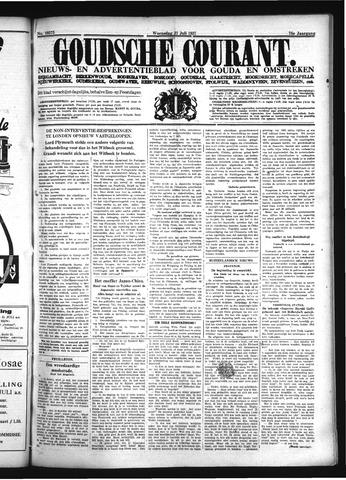Goudsche Courant 1937-07-21