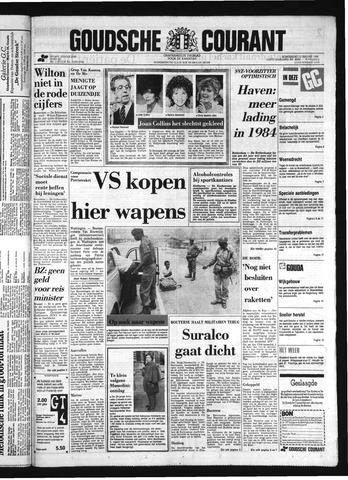 Goudsche Courant 1984-01-12