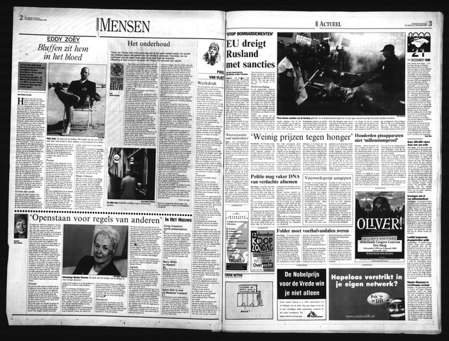 Goudsche Courant 1999-12-11