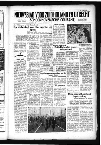 Schoonhovensche Courant 1953-03-18