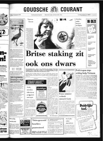 Goudsche Courant 1979-01-12