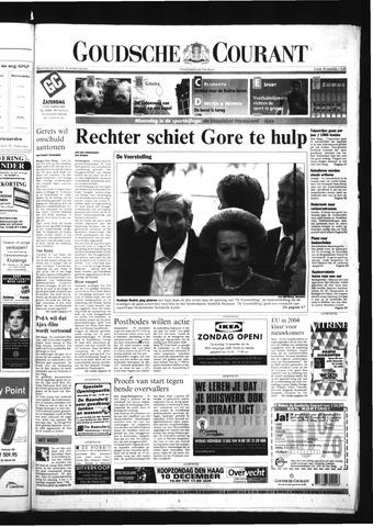 Goudsche Courant 2000-12-09