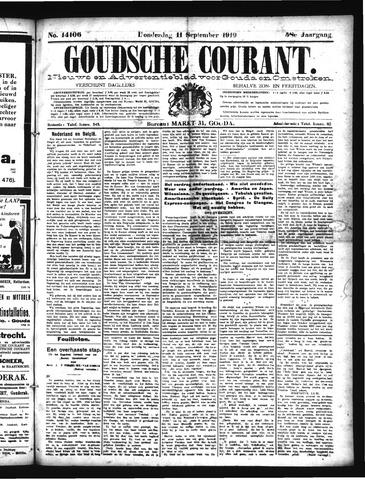 Goudsche Courant 1919-09-11
