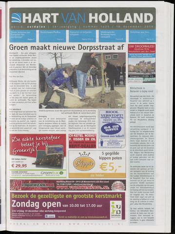 Hart van Holland - Editie Zuidplas 2014-12-10