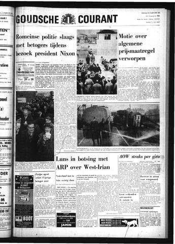 Goudsche Courant 1969-02-28