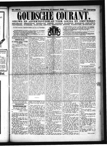 Goudsche Courant 1928-01-21