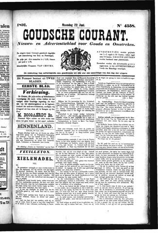 Goudsche Courant 1891-06-22