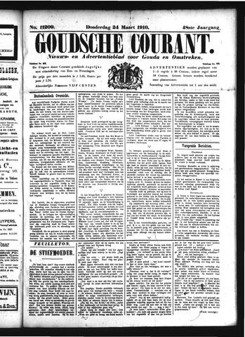 Goudsche Courant 1910-03-24