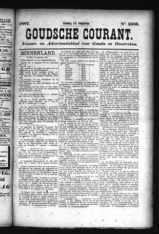 Goudsche Courant 1887-08-14