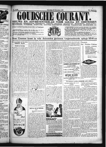 Goudsche Courant 1939-11-25