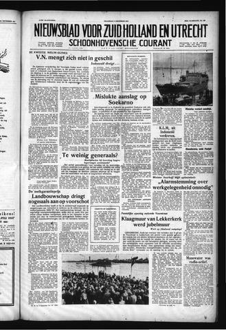 Schoonhovensche Courant 1957-12-02