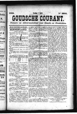 Goudsche Courant 1888-04-01