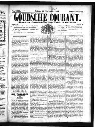 Goudsche Courant 1899-11-10