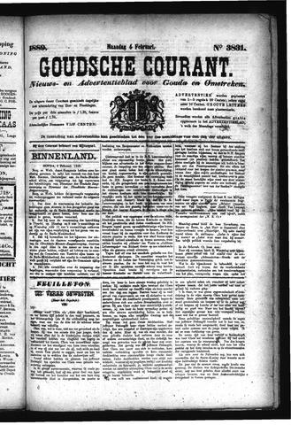 Goudsche Courant 1889-02-04