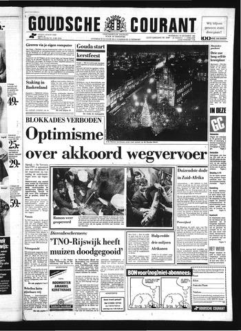 Goudsche Courant 1985-12-18