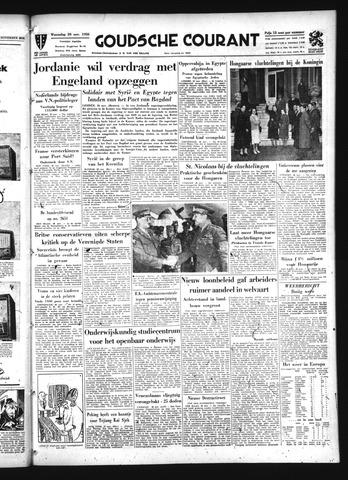 Goudsche Courant 1956-11-28