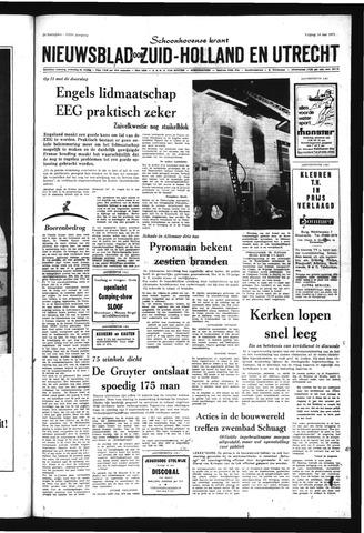 Schoonhovensche Courant 1971-05-14