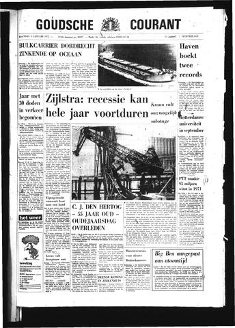 Goudsche Courant 1972-01-03