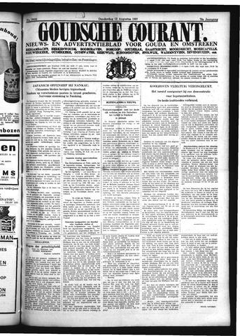 Goudsche Courant 1937-08-12