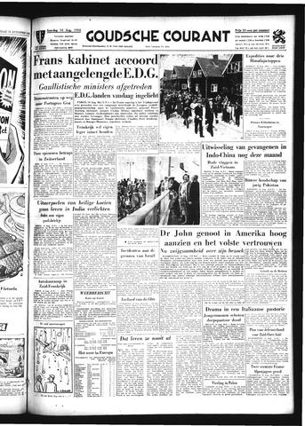 Goudsche Courant 1954-08-14