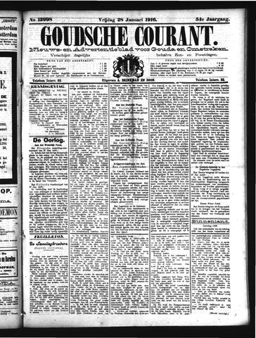 Goudsche Courant 1916-01-28