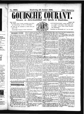 Goudsche Courant 1906-01-25