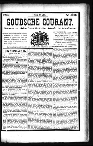 Goudsche Courant 1884-07-18