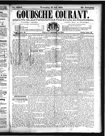 Goudsche Courant 1913-07-16