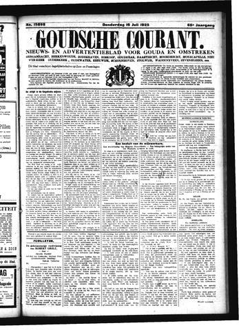 Goudsche Courant 1925-07-16