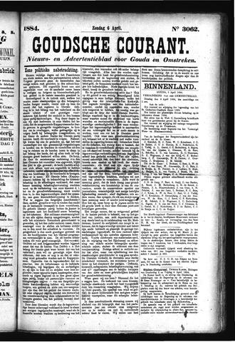Goudsche Courant 1884-04-06