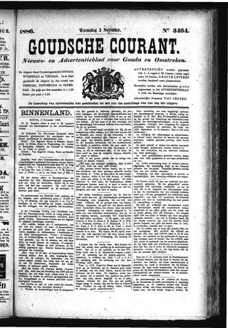 Goudsche Courant 1886-11-03