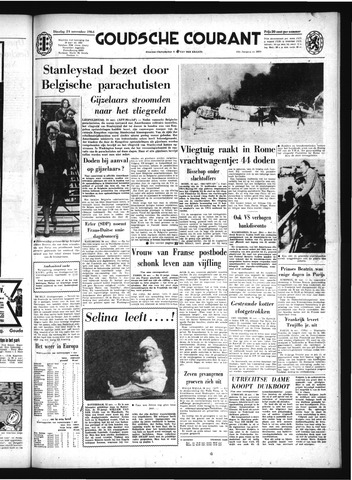 Goudsche Courant 1964-11-24
