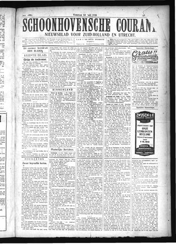 Schoonhovensche Courant 1925-07-10