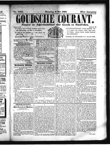 Goudsche Courant 1898-05-09